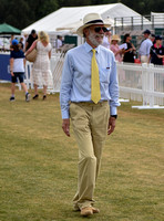 Lord Cowdray at the KIng Power Gold Cup Final