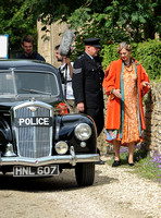 Filming Father Brown