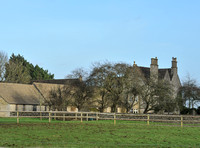 General views of Aston Farm, Cherington, Gloucestershire, England