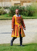"""Wolf Hall"" filming at Chastleton House, Oxfordshire - 29th July, 2014"