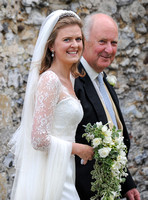 Earl of Romney with his daughter Lady Laura Marsham