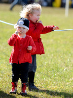 Royals attend Gatcombe Horse Trials Day 2 - 23rd March, 2014