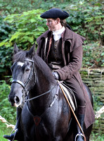 Filming Poldark series 3